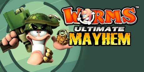Ключ Worms Ultimate Mayhem