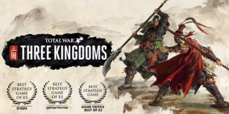 Ключ Total War: Three Kingdoms