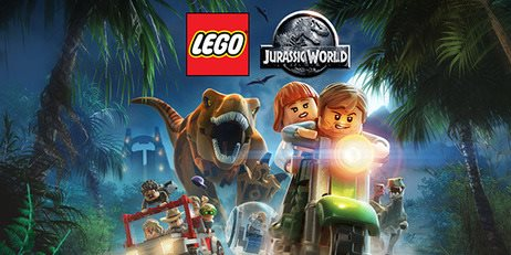 Ключ LEGO Jurassic World