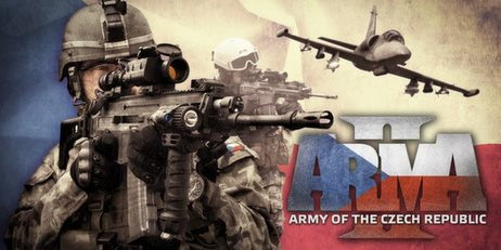 Ключ Arma 2: Army of the Czech Republic