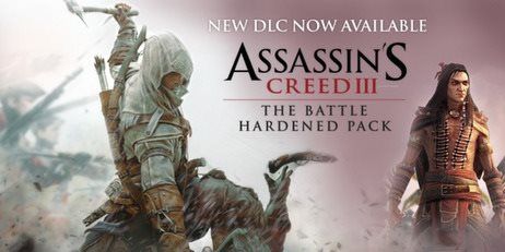 Ключ Assassin's Creed III - The Battle Hardened (DLC 2)