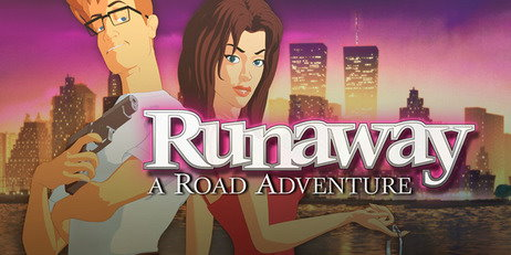 Ключ Runaway: A Road Adventure