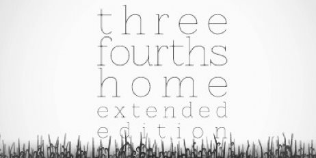 Ключ Three Fourths Home: Extended Edition