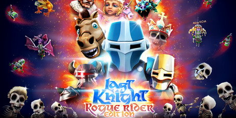 Ключ Last Knight: Rogue Rider Edition