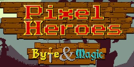 Ключ Pixel Heroes: Byte & Magic