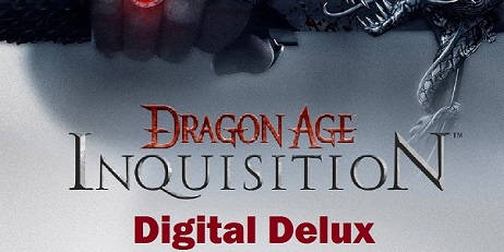 Аккаунт Dragon Age Inquisition - Deluxe Edition