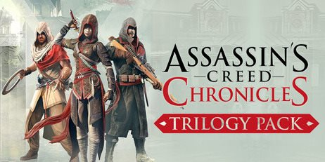 Ключ Assassins Creed Chronicles: Трилогия