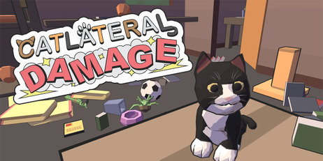 Ключ Catlateral Damage