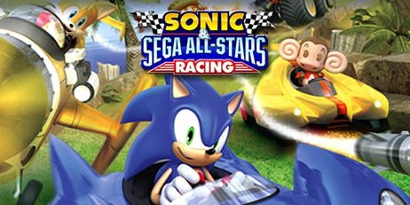 Ключ Sonic & SEGA All-Stars Racing