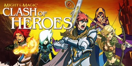 Ключ Might & Magic: Clash of Heroes