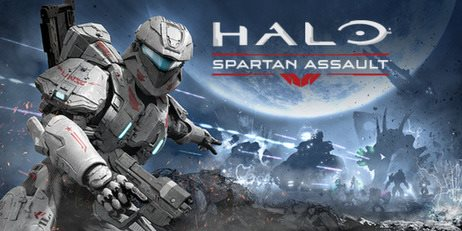 Ключ Halo: Spartan Assault