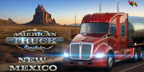 Ключ American Truck Simulator - New Mexico
