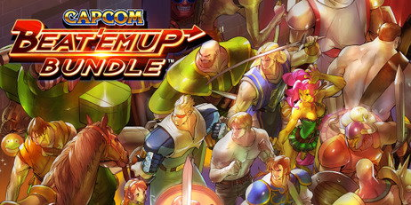 Ключ Capcom Beat 'Em Up Bundle