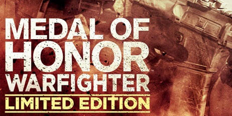Аккаунт Medal of Honor Warfighter Limited Edition